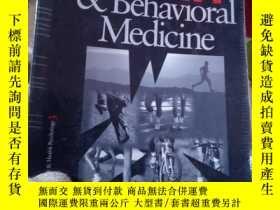 二手書博民逛書店Physical罕見Activity and Behaviora