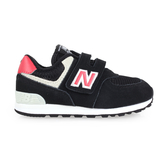 NEW BALANCE 574系列 男女童復古慢跑鞋-WIDE (免運 NB N字鞋≡排汗專家≡