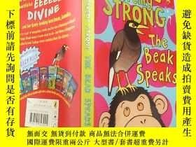 二手書博民逛書店the罕見beak speaks 喙會 說話.Y200392