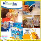 飲料 果汁 神器 自動 出水器