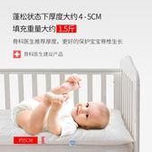嬰兒床墊褥子純棉花加厚寶寶床棉墊兒童鋪被褥子床褥新生兒小褥子 晴光小語