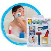 【美國ALEX】615WN  兒童洗澡玩具 刮鬍刀用品組 /組