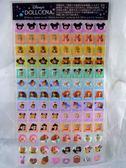 【震撼  】Disney 迪士尼DOLLCENA 朵紗娜朵莎娜格子小貼紙