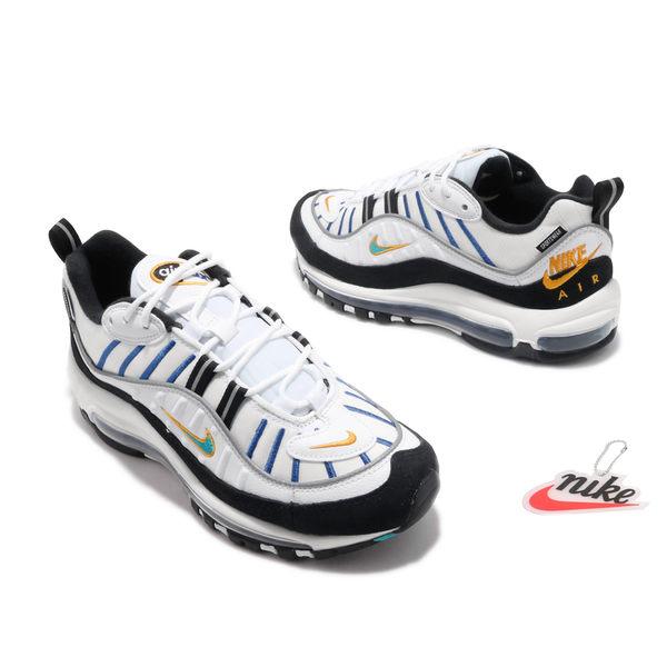 Nike Air Max 98 Premium 女鞋CI1901 102 PChome 24h購物