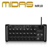 ★MIDAS★MR18小型數位混音器