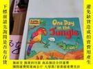 二手書博民逛書店One罕見Day in the JungleY246305 見圖 見圖