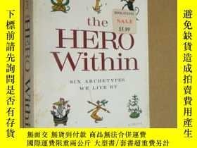 二手書博民逛書店The罕見Hero withinY85718 Carol S. Pearson 著 HarperCollin