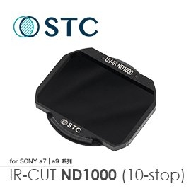 【震博】STC ND1000 (10-stop) 內置型濾鏡架組 for Sony a7SIII/ a7r4/ a9II