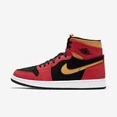 Jordan Air Jordan 1 Zoom Air Cmft [CT0978-006] 男鞋 運動 休閒 黑 紅