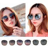 復古偏光新潮流墨鏡 網紅韓妞太陽眼鏡 五種顏色 反眩光反光 抗紫外線UV400