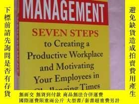 二手書博民逛書店Just罕見Add Management: 7 steps to