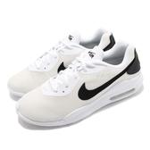Nike 休閒鞋 Wmns Air Max Oketo 白 黑 女鞋 氣墊 復古慢跑鞋 運動鞋 【ACS】 AQ2231-100