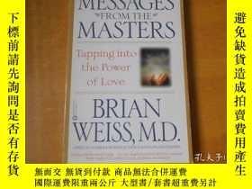 二手書博民逛書店Messages罕見from the Masters: Tapp