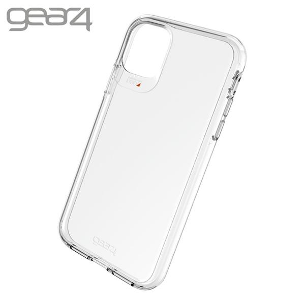 Gear4 Crystal Palace iPhone 11 Pro Max(6.5吋) 透明防摔保護殼