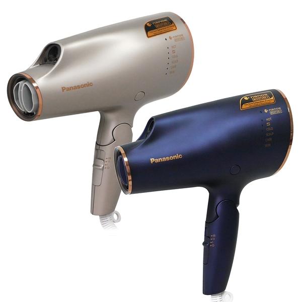 送LED美妝鏡【Panasonic國際牌】極潤奈米水離子吹風機 EH-NA0E