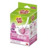 3M百利 菜瓜布馬桶刷香水補充包-薰衣草【愛買】