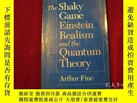 二手書博民逛書店The罕見Shaky Game: Einstein, Reali