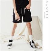 韓國製 短褲 前口袋【PS20419】- SAMPLE