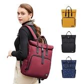 YABIN-後背包媽媽包 多分隔大容量 輕時尚後背手提包 書包 筆電包-JoyBaby