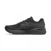 New Balance女款全黑慢跑鞋-NO.W880T10
