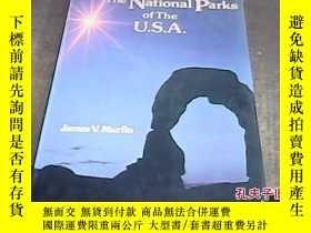 二手書博民逛書店The罕見National Parks of The U.S.A 精装见图.Y13348 The Nation
