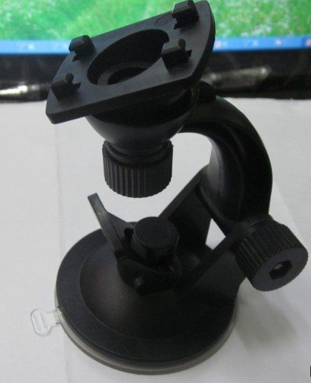 【Jenny 3c】壓扣式 四腳支架/4爪支架/行車紀錄器 /記錄器專用吸盤支架/ 適用F500/F900/Carcam P5000