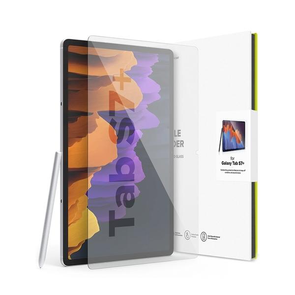 Rearth Ringke 三星 Galaxy S7+ 平板強化玻璃螢幕保護貼