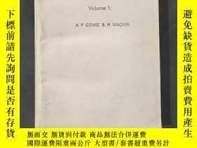 二手書博民逛書店OXFORD罕見DICTIOANARY OF CURRENT IDIOMATIC ENGLISHY380430