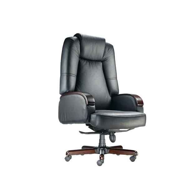 【YUDA】D9001B1STG高級主管椅(半牛皮HL) 辦公椅/電腦椅