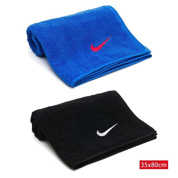 NIKE 純棉毛巾 運動毛巾 日系盒裝毛巾(中) 35x80cm NTTC2 【樂買網】