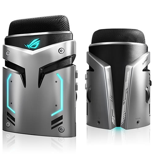 【10月限時促銷】 ASUS 華碩 ROG Strix Magnus USB電容式電競麥克風