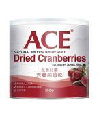 宜果~ACE大蔓越莓乾180公克/罐