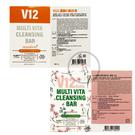 Aqualuna V12濃醇C 美白皂 櫻花美肌皂(95g)【優·日常】