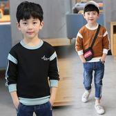 男童長袖T恤2018新款春裝兒童