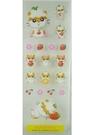 【震撼精品百貨】CorocoroKuririn 可樂鈴天竺鼠~貼紙『草莓/鳳梨』(共2款)