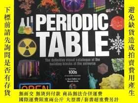 二手書博民逛書店罕見素週期表The Periodic Table 化學科普 化學