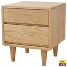 ◆實木床頭矮櫃 床頭櫃 邊桌 VIK NA 梣木 NITORI宜得利家居