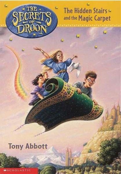 (二手書)Secrets of Droon, No.01: Hidden Stairs and the Magic Carpet