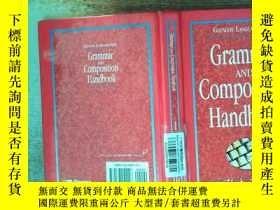 二手書博民逛書店Grammar罕見and Composition HandbookY198833 出版2016