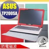 【Ezstick】ASUS TP200 SA系列 防電磁波專用皮套(筆記本款式)