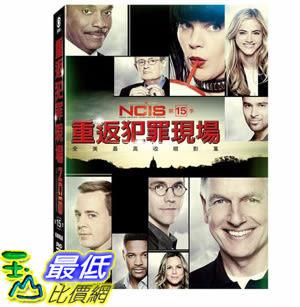 [COSCO代購] W123101 DVD - 重返犯罪現場 第十五季 (6碟)
