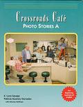 二手書博民逛書店《A Crossroads Cafe: Photo Storie