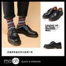 真皮男女款3孔短筒馬丁靴 mo.oh (...