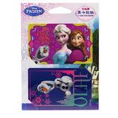 【金玉堂文具】Disney 冰雪奇緣 Frozen-迪士尼票卡貼紙 艾莎 安娜 雪寶 魔幻紫 創意  裝飾 HLY-978