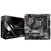 華擎 ASRock B450M Pro4 AMD AM4 M-ATX 主機板