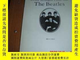 二手書博民逛書店日文原版:Richly罕見Arranged Piano Solo The Beatles 上田浩司Y25524