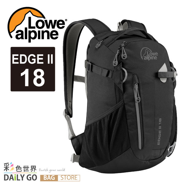 Lowe Alpine後背包包筆電包休閒登山防潑水彩色世界4918B