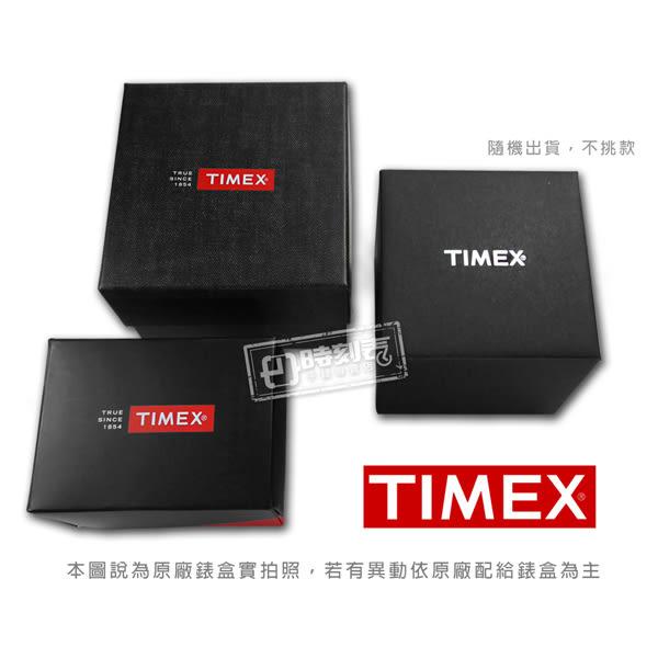 TIMEX 天美時/ TXTW2R28200 / 美國指標簡約羅馬放射光澤錶盤設計不鏽鋼手錶 銀色 36mm