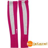 Wildland荒野 W1801-09桃紅 Tactel開洞抗UV透氣袖套