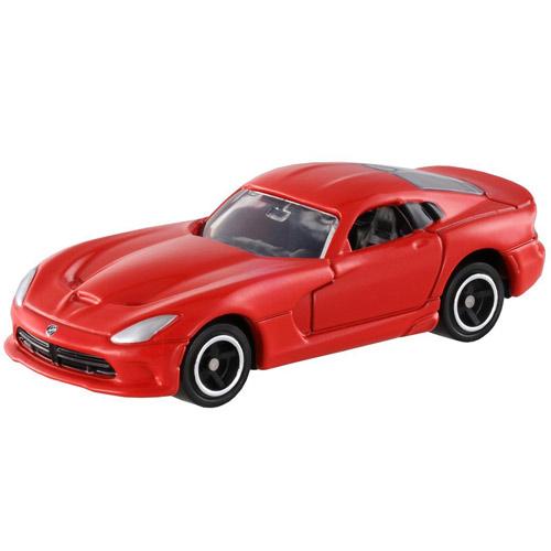 TOMICA 多美小汽車NO.011 SRT VIPER GTS_TM011A